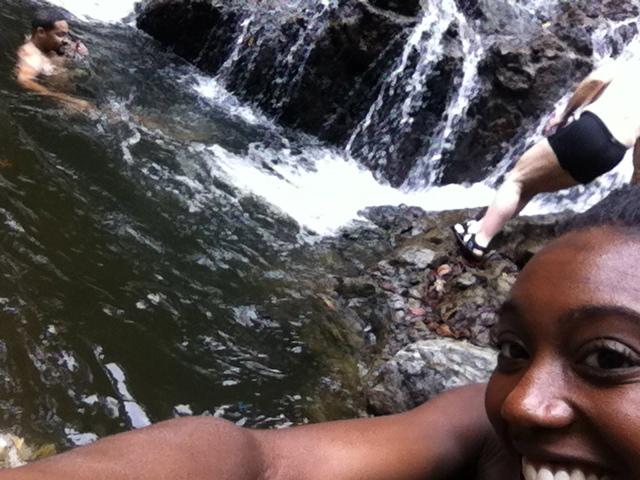 The third waterfall!